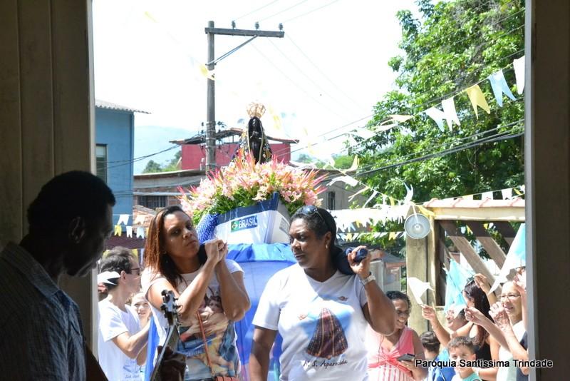 3 Dia do Tríduo de Nossa Senhora Aparecida Praia do Machado