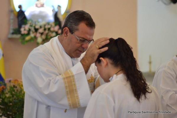 2° Dia da Novena de Nossa Senhora do Rosário, Missa da Saúde Camorim Grande