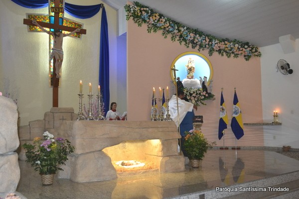 2° Dia da Novena de Nossa Senhora do Rosário Camorim Grande