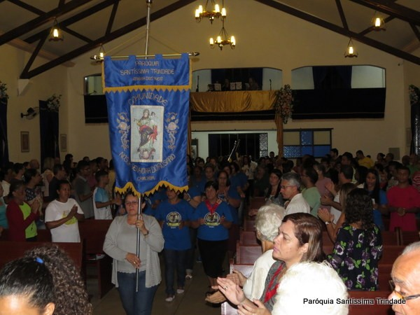 6° Dia da Novena de Nossa Senhora do Rosário Camorim Grande
