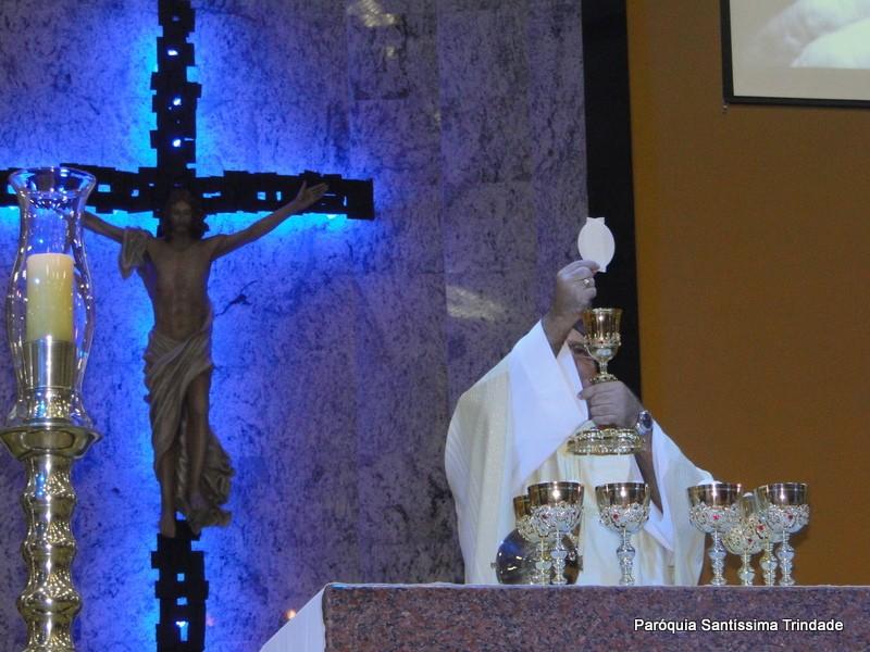 Missa da Vitoria Cerco de Jericó 2015