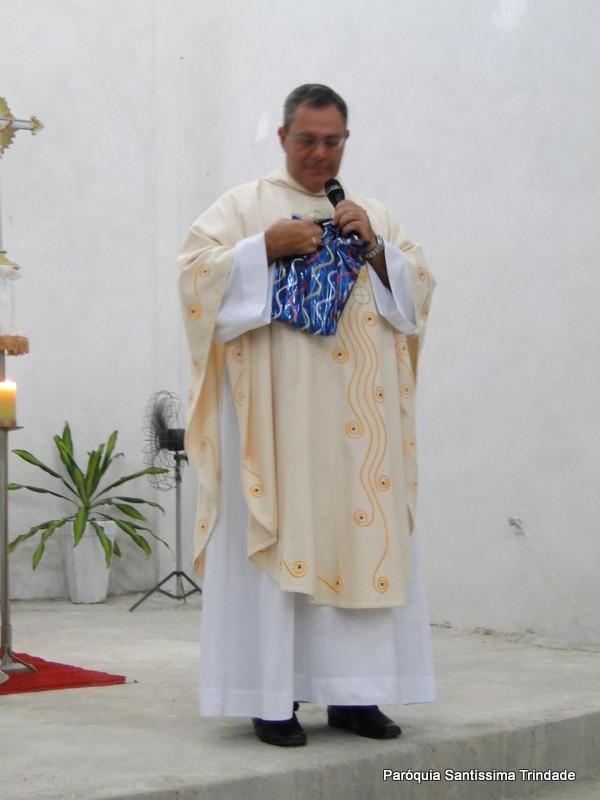 Missa de Ação de Graças pelos 25 anos do Grupo de Oração Trindade Santa Monsuaba