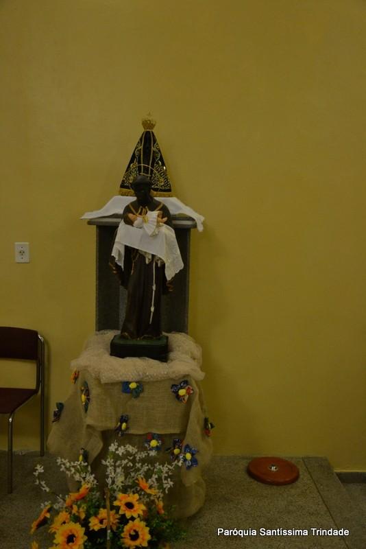 1° Dia do Tríduo de São Benedito Camorim Pequeno