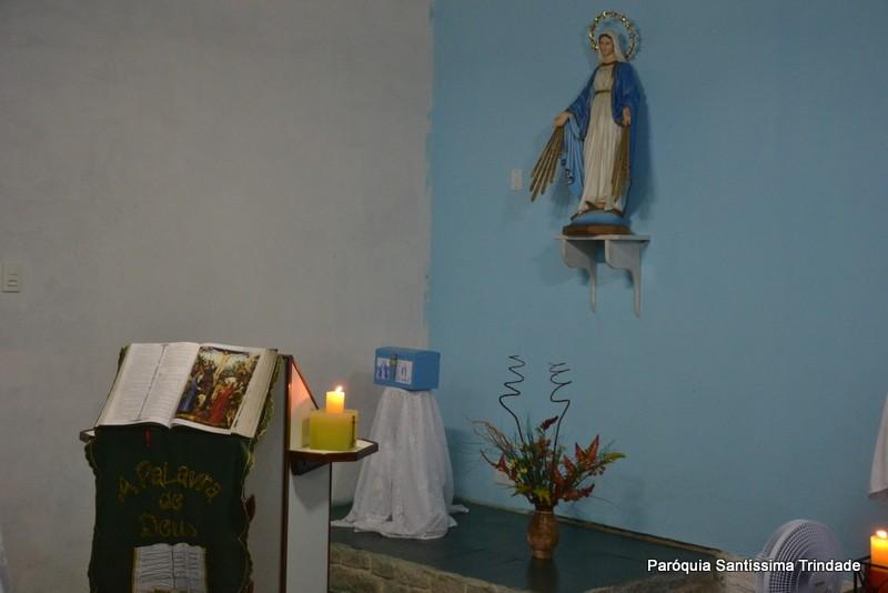 1 Dia do Tríduo de Nossa Senhora das Graças Caputera I