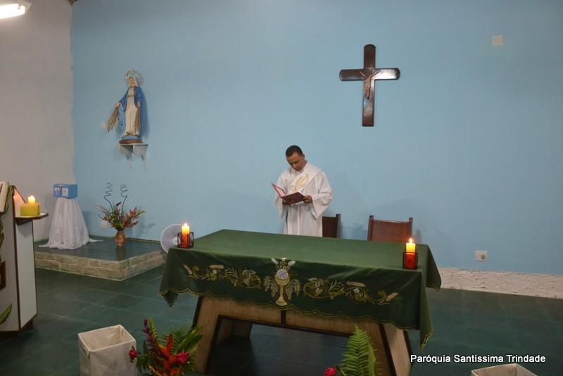 2 Dia do Tríduo de Nossa Senhora das Graças Caputera I