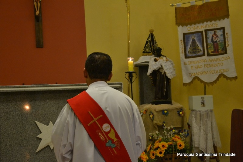 3° Dia do Tríduo de São Benedito Camorim Pequeno