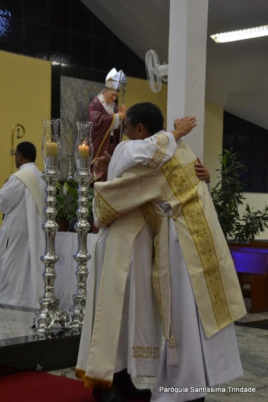 Ordenação Diaconal de Baptista e Paulo