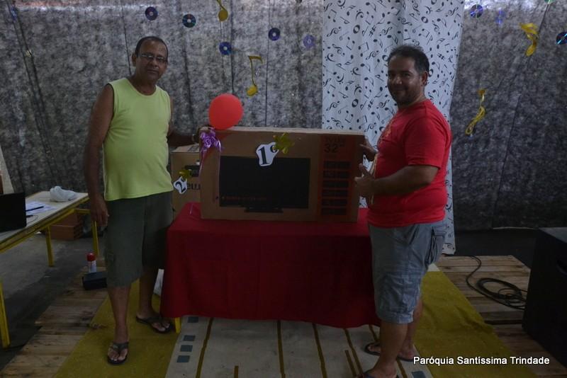 Show de Prémios Comunidade do Sagrado Coração de Jesus Monsuaba