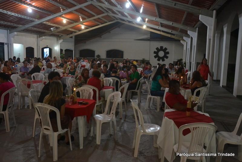 Jantar Dançante Village