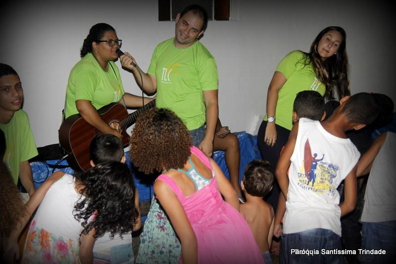 Natal dos Vicentinos – Camorim 18/12/2015