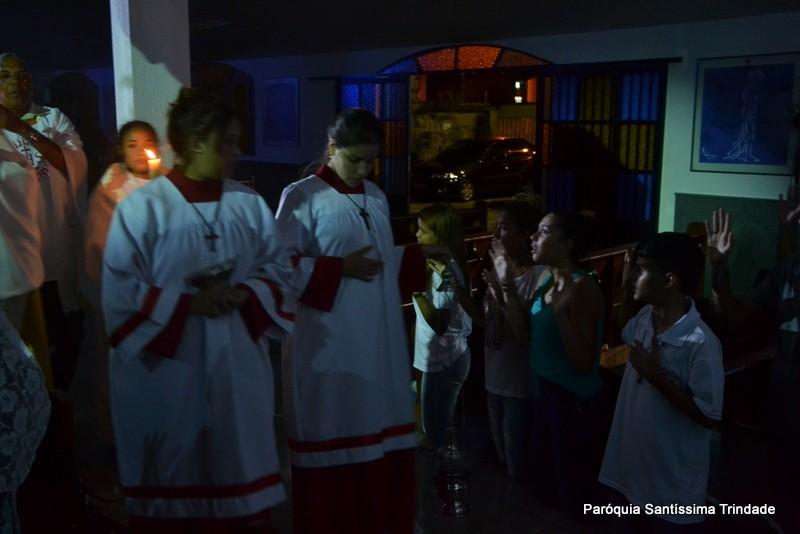 Primeira Adoração do Ano de 2016 Village