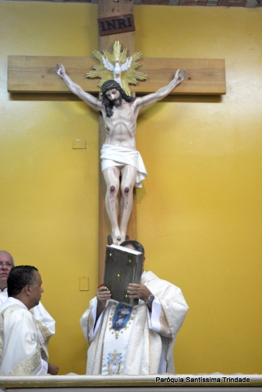 Solenidade da Santa Mãe de Deus Matriz