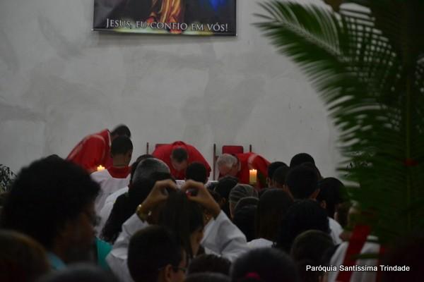 Domingo de Ramos e Paixão do Senhor Monsuaba