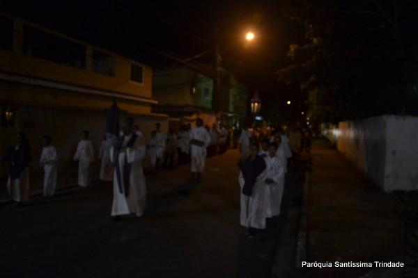 Missa do Lava Pés e Vigília Eucarística Monsuaba