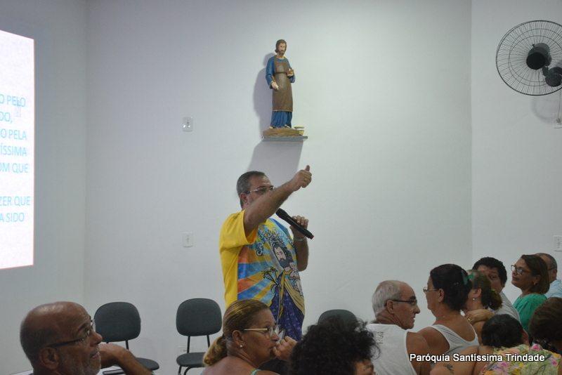 Reunião Final de Preparação para a Festa de São José Operário Village 2016