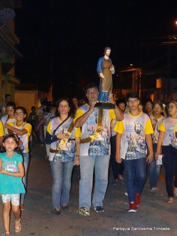 1 Dia da Novena de São José operário Village 2016