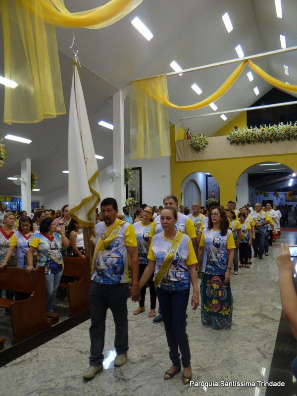 4 Dia da Novena de São José operário Village 2016