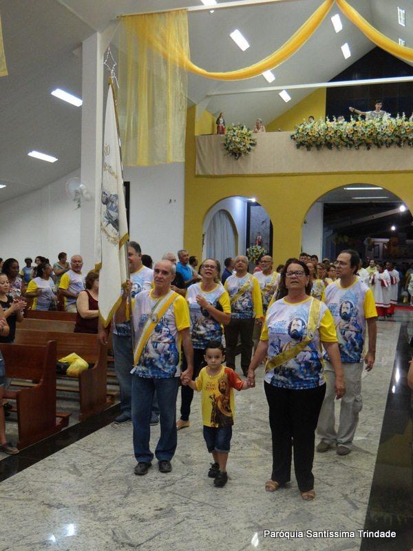 5 Dia da Novena de São José operário Village 2016