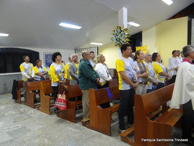 7 Dia da Novena de São José operário Village 2016