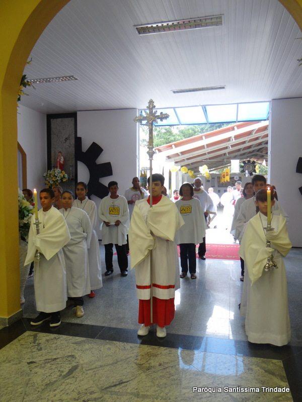 9 Dia da Novena de São José operário Village – Missa da Saúde