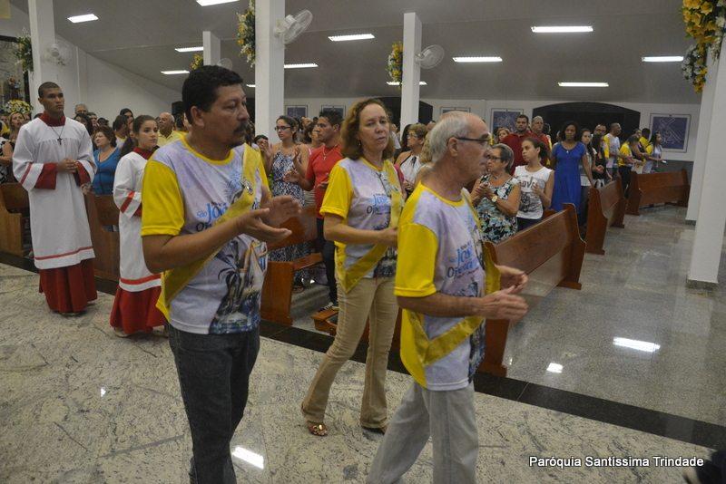3 Dia da Novena de São José operário Village 2016