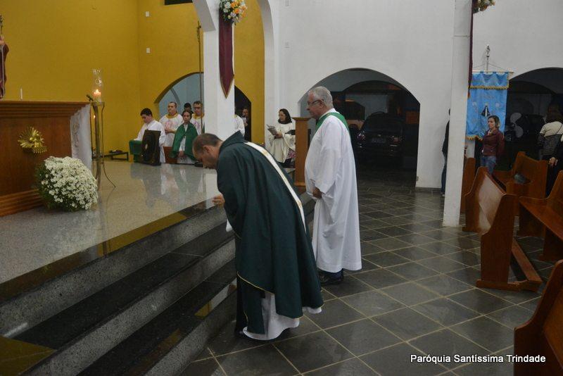 1 Dia do Tríduo da Santíssima Trindade
