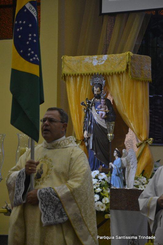 Solenidade de São José Operário Village 2016