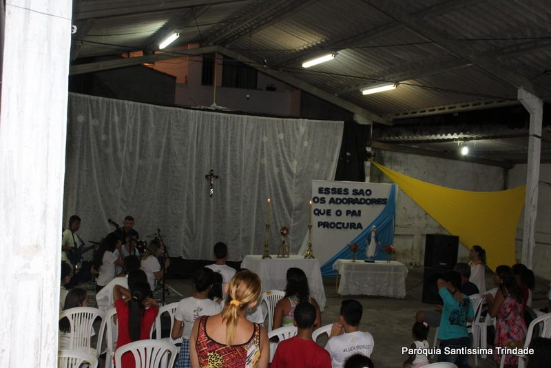 Aniversário do Grupo de Oração Trindade Santa Monsuaba