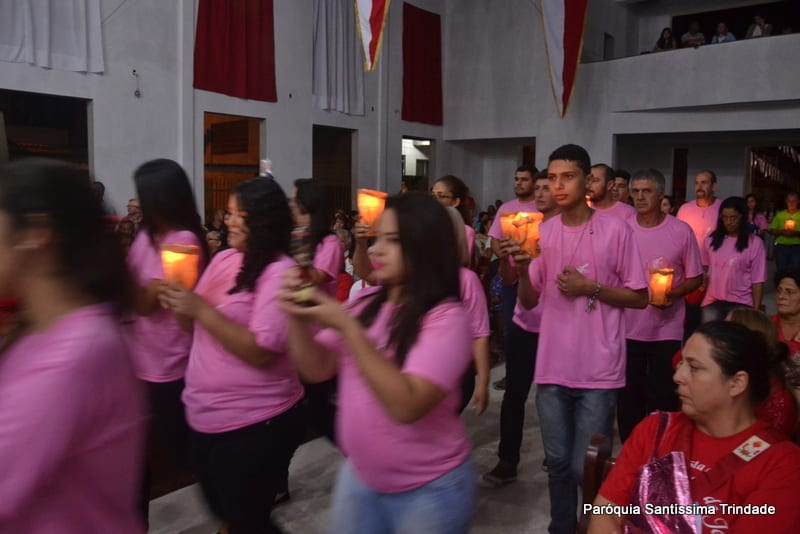 5 Dia da Novena do Sagrado Coração de Jesus Monsuaba