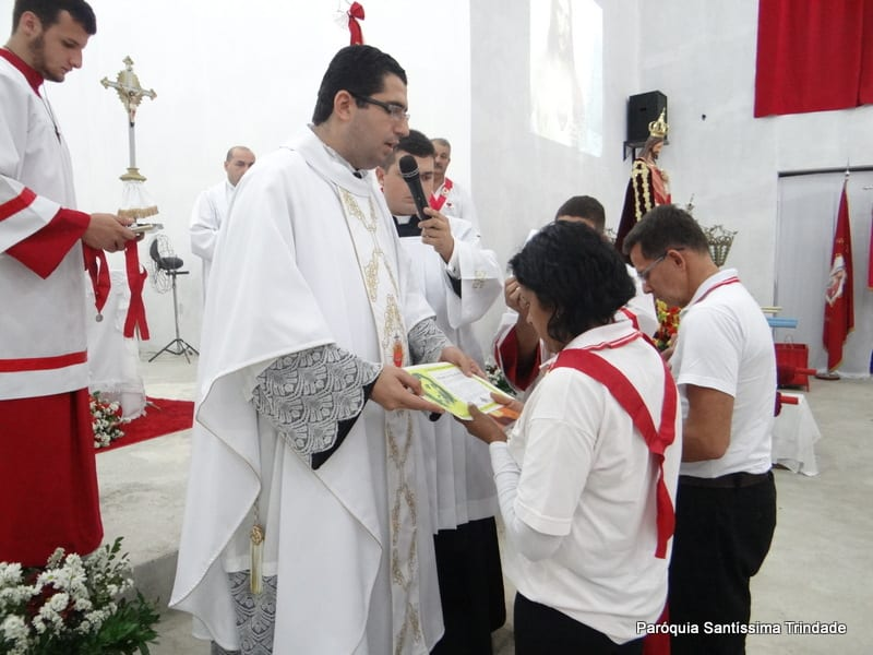 8 Dia da Novena do Sagrado Coração de Jesus Monsuaba