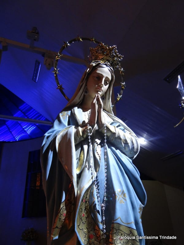 Missa do Rosário Vivo