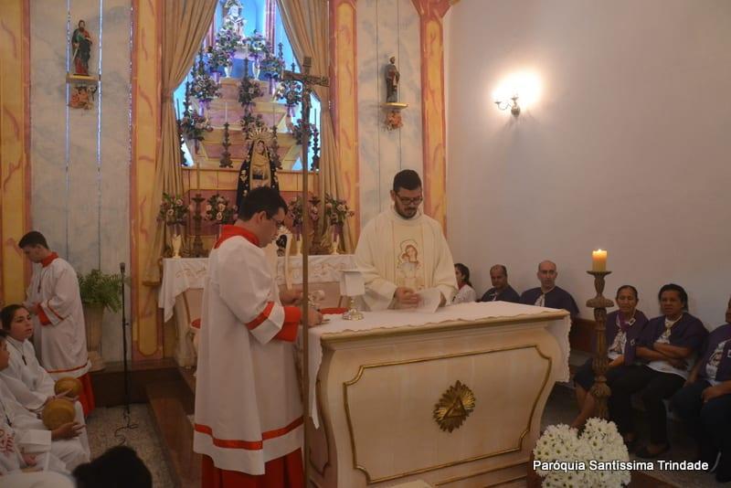 2 Dia do Setenário de Nossa Senhora das Dores Matriz