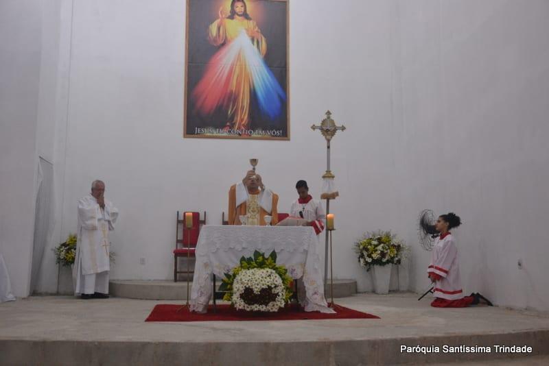 3 Dia da Novena do Sagrado Coração de Jesus Monsuaba