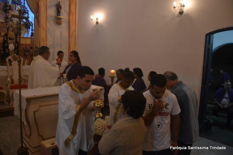 1 Dia do Setenário de Nossa Senhora das Dores Matriz