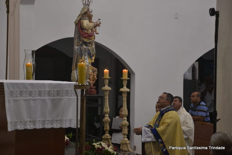 Missa de Ação de Graças Pelos 12 anos de Sacerdócio Pe. Gilberto