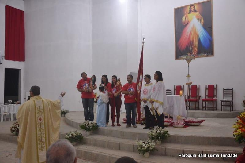 Solenidade do Sagrado Coração de Jesus Monsuaba