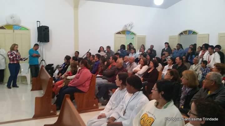 Solenidade de São João Batista Agua Santa
