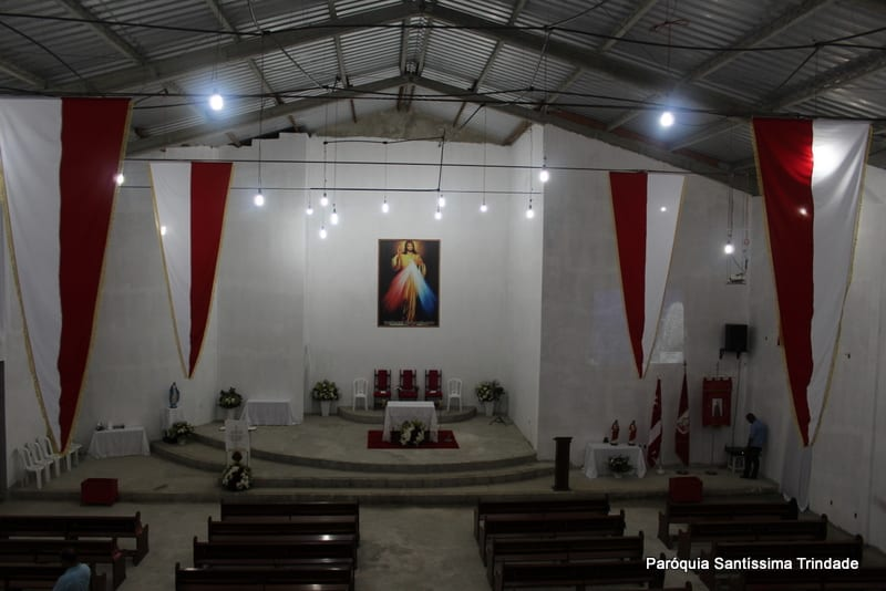 1 Dia da Novena do Sagrado Coração de Jesus Monsuaba