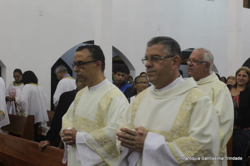 Missa de São Vicente de Paulo e Ação de Graças pelo Aniversário do Pe. Gilberto