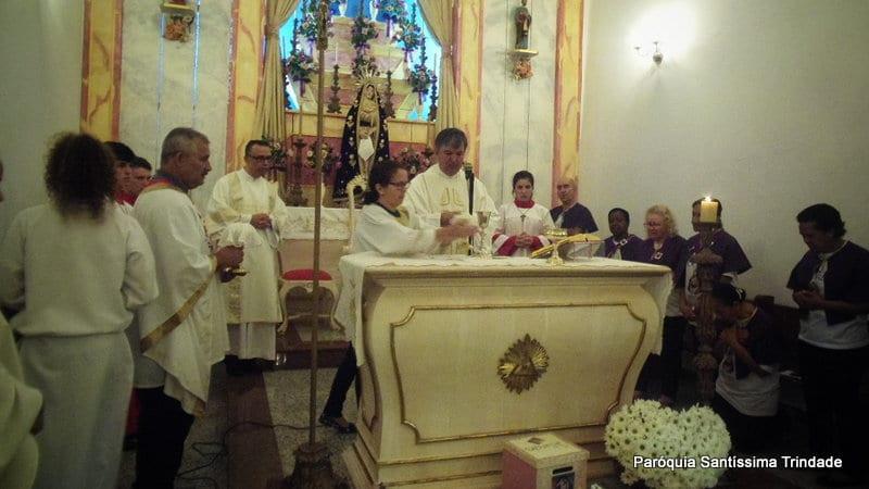 4 Dia do Setenário de Nossa Senhora das Dores Matriz
