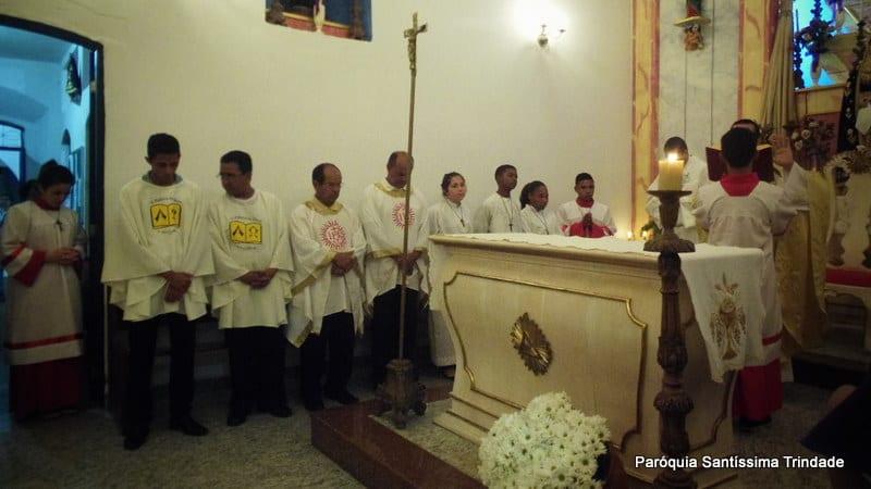 5 Dia do Setenário de Nossa Senhora das Dores Matriz