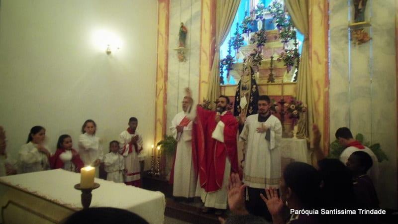 6 Dia do Setenário de Nossa Senhora das Dores Matriz