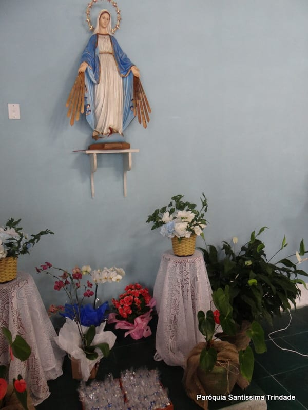 Festa de Nossa Senhora das Graças Caputera I