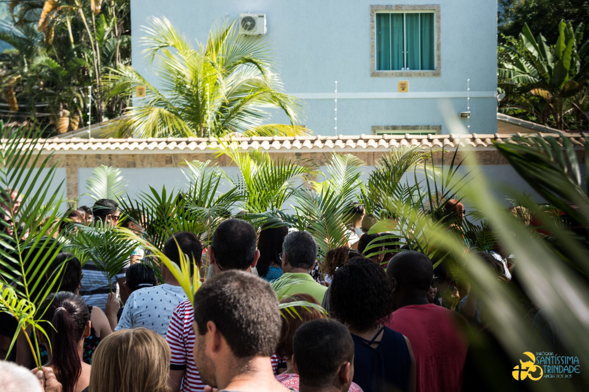 Semana Santa – Domingo de Ramos Santíssima/Village