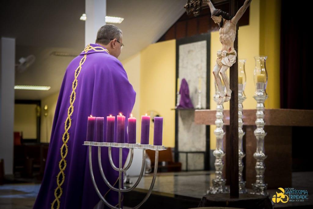 Semana Santa – Meditação das 7 Palavras de Jesus na Cruz – Village