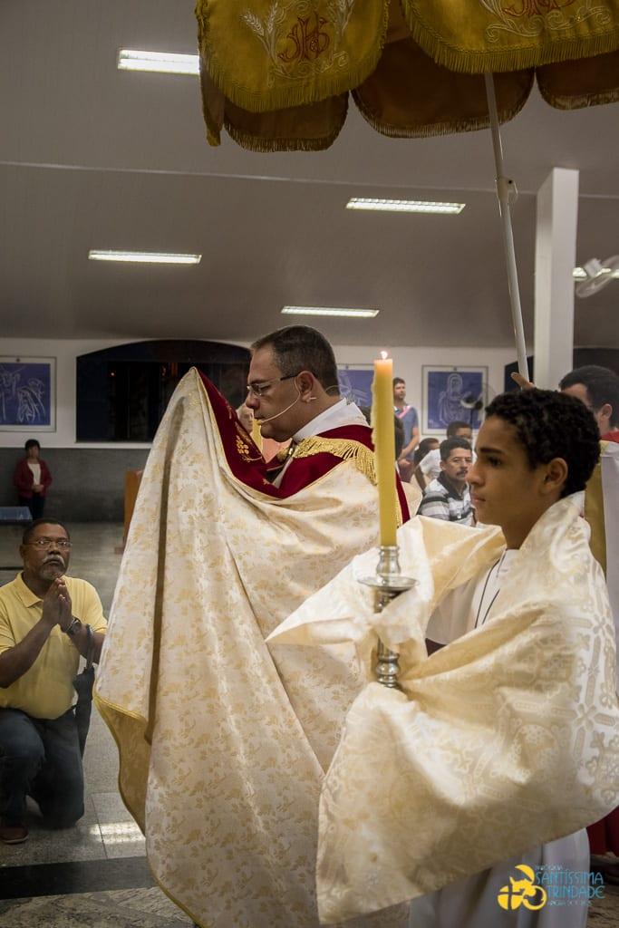 Semana Santa – Missa da Ceia do Senhor, Lava-pés – Village