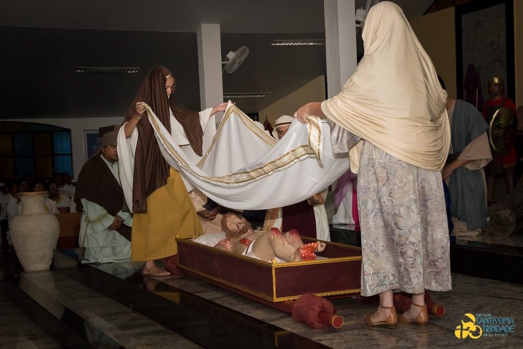 Semana Santa – Sexta-feira da Paixão do Senhor – Village