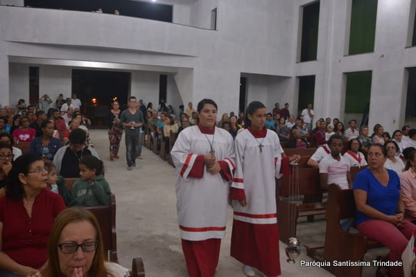 Semana Santa – Missa da Ceia do Senhor – Lava Pés