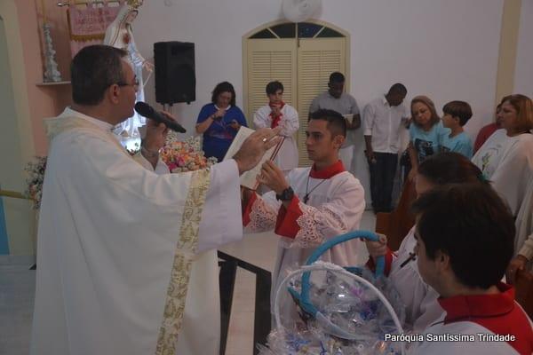 Festa de Nossa Senhora de Fátima – Água Santa