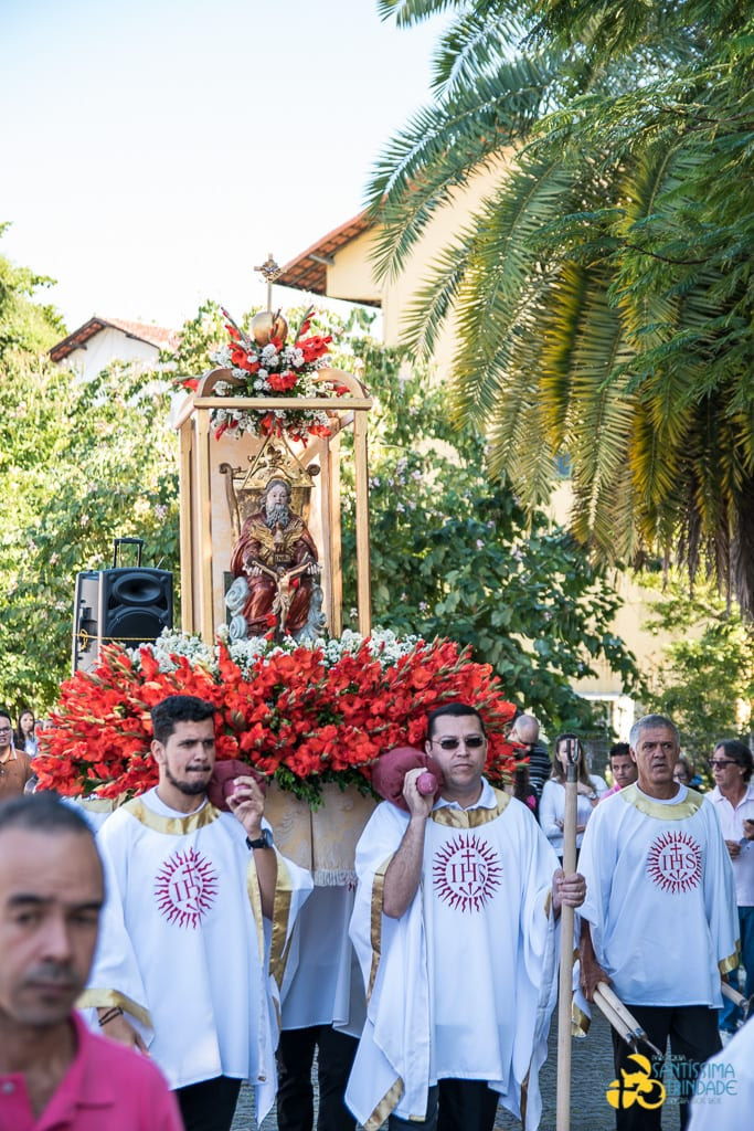 Festa da Santíssima Trindade 2017 – 11 de Junho, Domingo